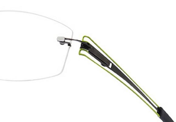 Minima 5 Plus - Bügelset T3 (109 Noir-Vert)