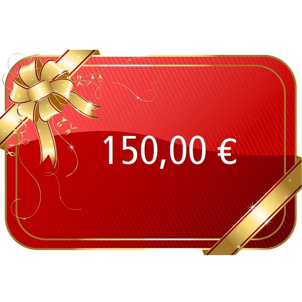 150,00 € Gutschein