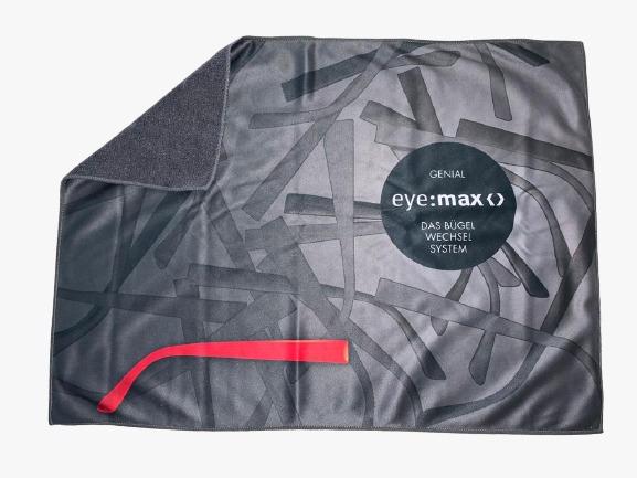 eye:max - Microfasertuch