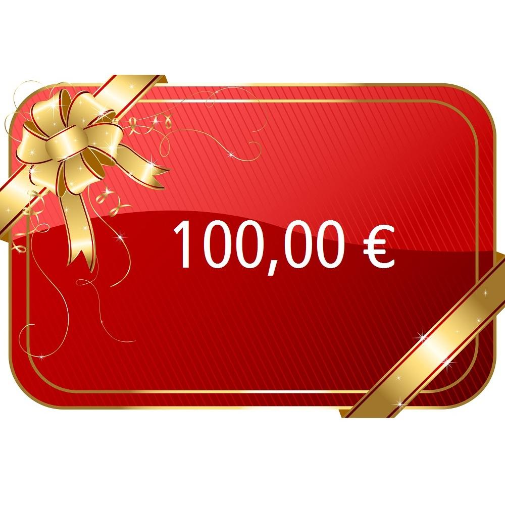 100,00 € Gutschein