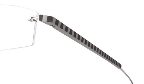 Minima 3 Plus - Bügelaufsätze - (H45 Strié Gris-Noir)