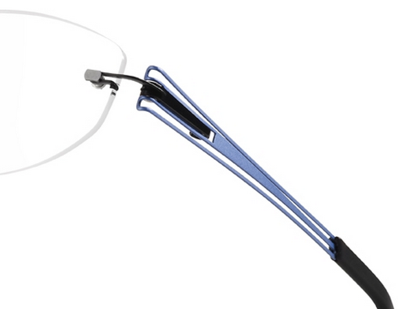 Minima 5 Plus - Bügelset T3 (069 Bleu Nacré Mat)
